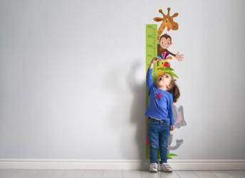 miarka wzrostu dla dzieci
