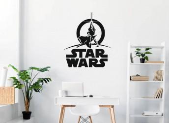 Naklejki na ścianę STAR WARS