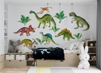 naklejki dla dzieci dinozaury