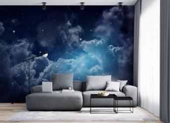 fototapeta na ścianę nocne niebo