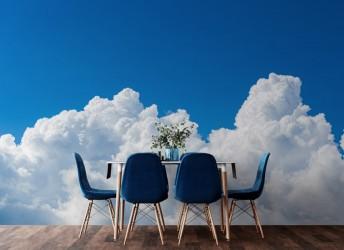 fototapeta na ścianę błękitne niebo