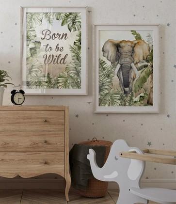 Plakaty i obrazy dziecięce